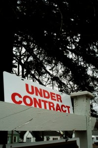 Under contract, now what?
