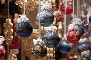 Holiday Spirit Ornaments